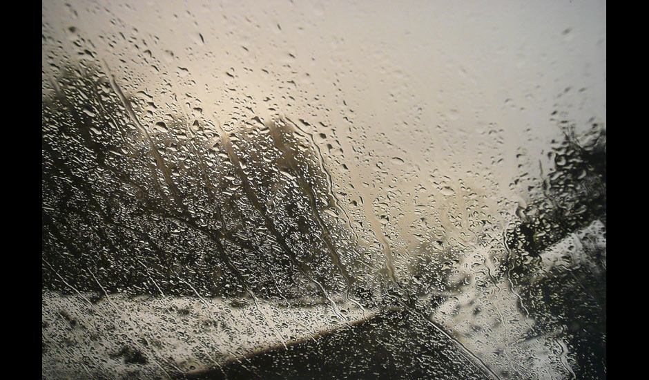 Abbas Kiarostami, Rain series