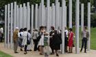 7/7 Bombing Memorial, Hyde Park