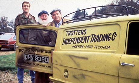 Only Fools and Horses. (TV Series 1981–2003) - IMDb