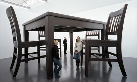 Robert Therrien, Anthony d'Offay collection, Tate Modern