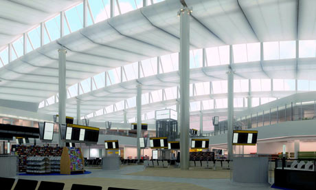 Norman Foster sweeps Heathrow to the height of airport ...