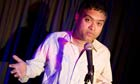 Comic Paul Sinha performs at the Stand Comedy Club in Edinburgh