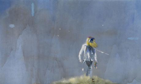 1989, 2009 by Nigel Cooke