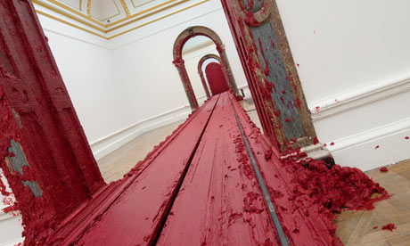 Anish Kapoor A Very Fine Mess Adrian Searle Art And