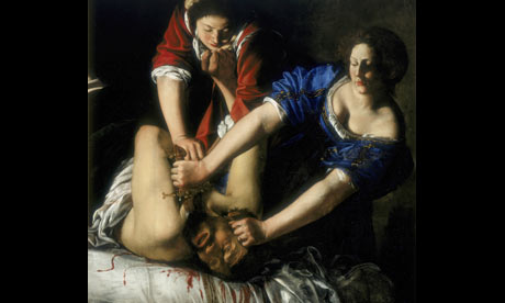 Judith and Holofernes (1612-1621) by Artemisia Gentilesch