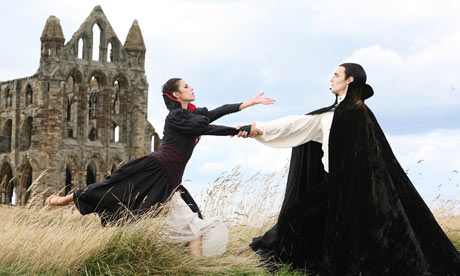 Northern Ballet Theatre's Dracula