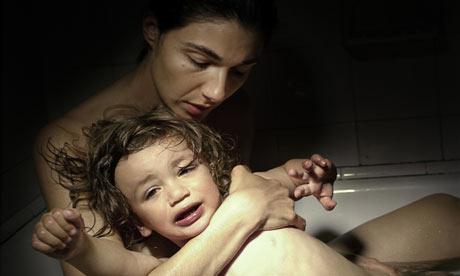 Elinor Carucci's photograph Bath (2006)