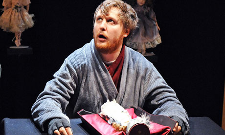 Joseph K – review | Stage | The Guardian