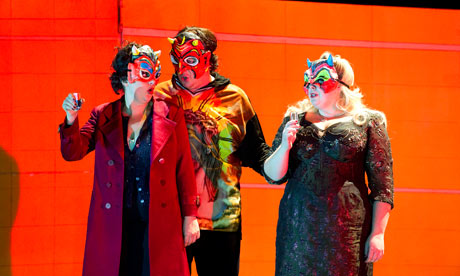 Sarah Redgwick, Iain Paterson and Katherine Broderick in Don Giovanni