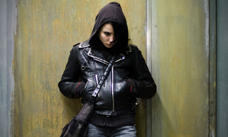 Girl With the Dragon Tattoo 'Noomi has captured this part' .