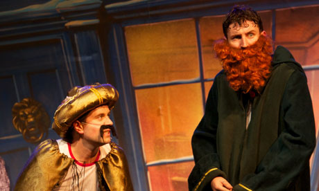BWW Review: POTTED PANTO, Garrick Theatre