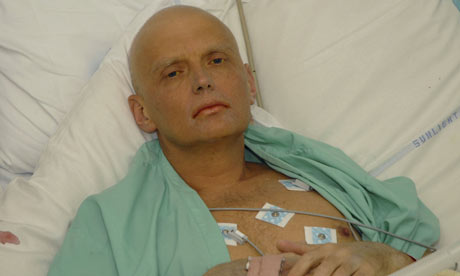 Alexander Litvinenko political assassination