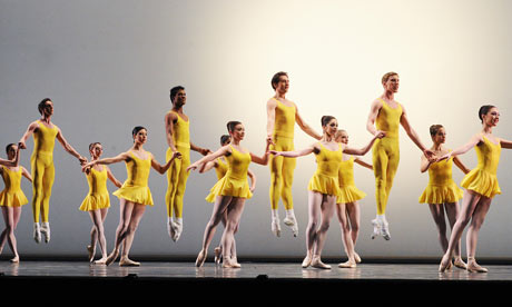 Concerto from the MacMillan Royal Ballet triple bill