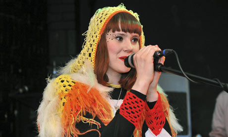Kate Nash at the Brudenell Social Club Leeds