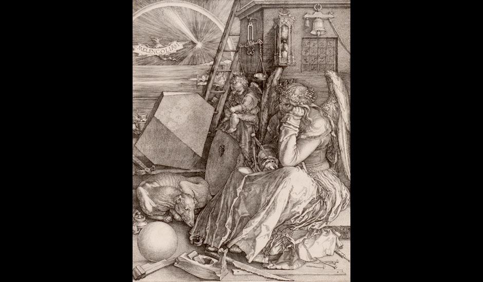 Albrecht durer melencolia 001