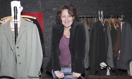 Fiona Shaw - portrait of the artist