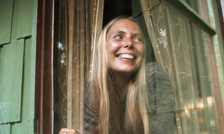 Joni Mitchell: 'I have many melodies in my mind' – a classic interview from the vaults