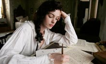 Becoming Jane ... Anne Hathaway