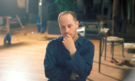 Gerard Byrne, still from Untitled Acting Exercise