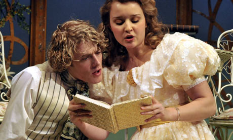 The Importance of Being Earnest - Library theatre, Manchester