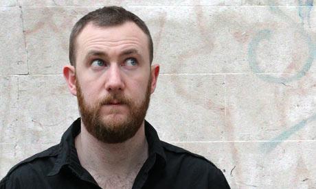 Comedian Alex Horne.
