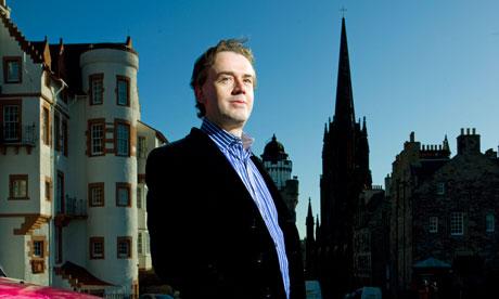 Jonathan Mills, director of the Edinburgh International festival