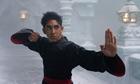 Dev Patel in The Last Airbender