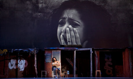 a review of porgy and bess musical comedy Bww reviews: the gershwins' porgy and bess - reaches a new audience music by george gershwin libretto and lyrics by dubose and dorothy heyward lyrics by ira gershwin based on dubose .