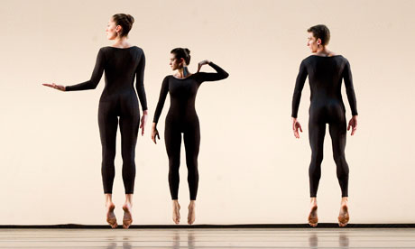 Merce Cunningham Dance Company to Stop in Seattle