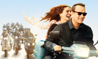 Film poster for Larry Crowne (2011), starring Tom Hanks and Julia Roberts
