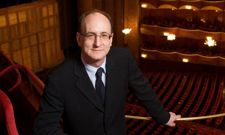 Peter Gelb, general manager of the Metropolitan Opera
