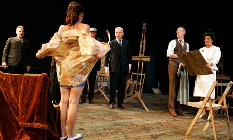 Live Theatre's production of Lee Hall's play about art and socialism, ...
