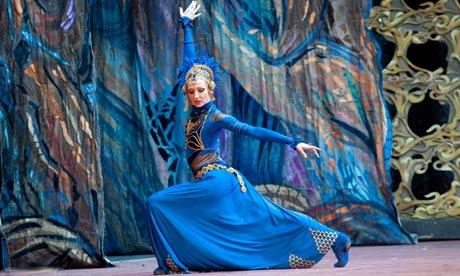 Les Saisons Russes - the Diaghilev festival