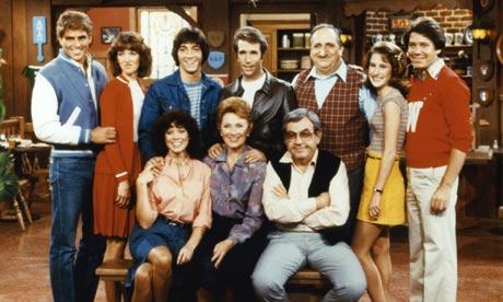 Happy Days cast