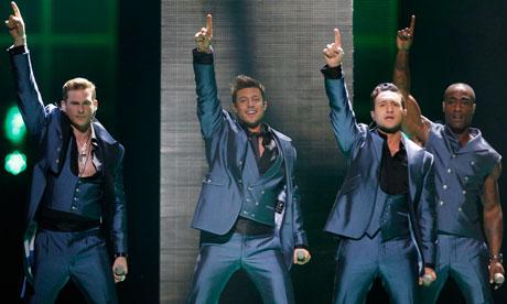 Blue Eurovision