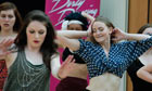 Dirty Dancing the musical auditions