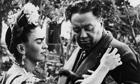 Kahlo y Rivera en la década de 1940