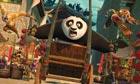 A still from Kung Fu Panda 2