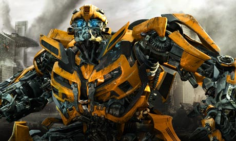 Still from Transformers: Dark of the Moon, out on 29 June 2011