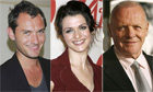 Jude Law, Rachel Weisz and Anthony Hopkins star in 360 by Fernando Meirelles