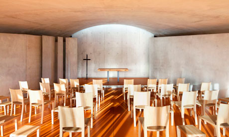 Renzo Piano Let There Be Light In The Convent Art And