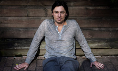 Zach Braff: And now for my comedy about suicide | Stage | The Guardian