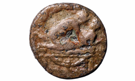 The Roman brothel token discovered in Putney, London