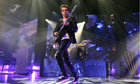 Matt Bellamy of Muse at the iTunes Festival at London's Roundhouse