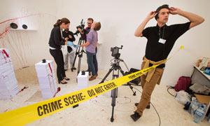 Murder In Three Acts by Asli Cavusoglu