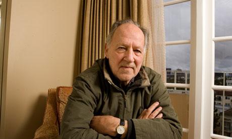 Werner Herzog to bring Vernon God Little to the big screen  Young Werner Herzog