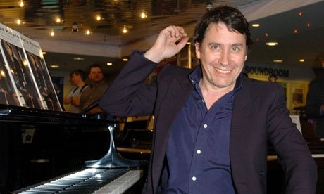 Jools Holland Launches His New Book