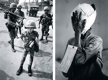 Las imágenes de la guerra de Vietnam