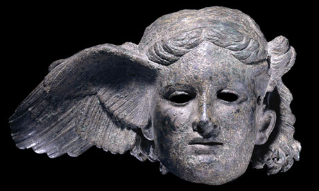 Hypnos, the Greek god of sleep, British Museum