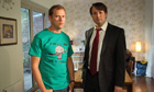 Robert Webb and David Mitchell in the new Peep Show